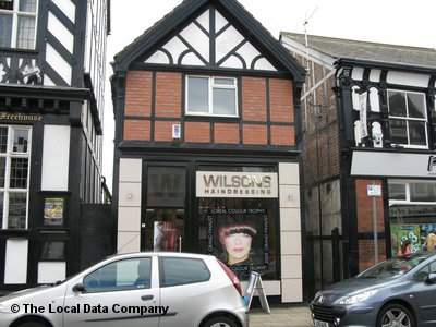 Wilsons Hairdressing Northwich