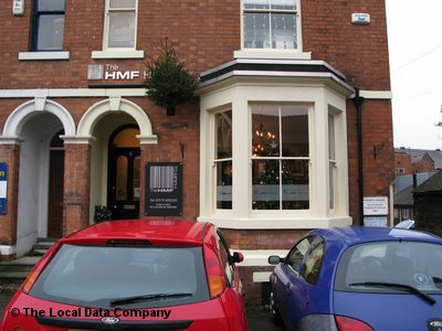 The HMF Hair Co Belper