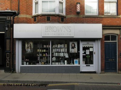 Browns Hair Salon Chester-Le-Street