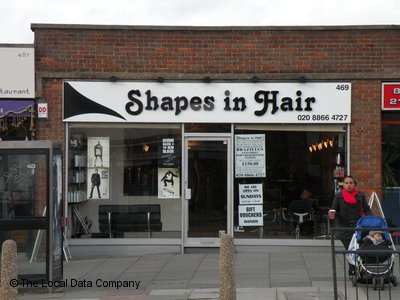 Shapes In Hair Harrow