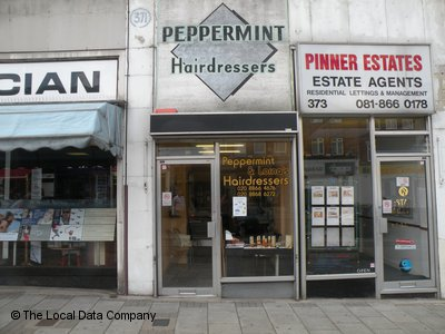 "Peppermint & Lorna""s Hairdressers Pinner"
