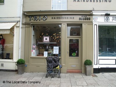 Trio Hairdressers Berkhamsted