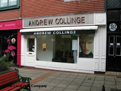 Andrew Collinge Hairdressing Ormskirk
