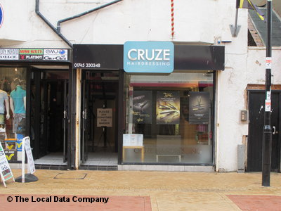 Cruze Hairdressing Rhyl