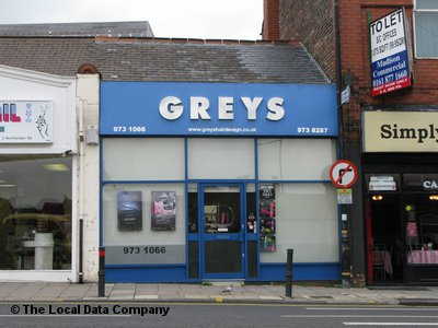 Greys Hair Design Sale
