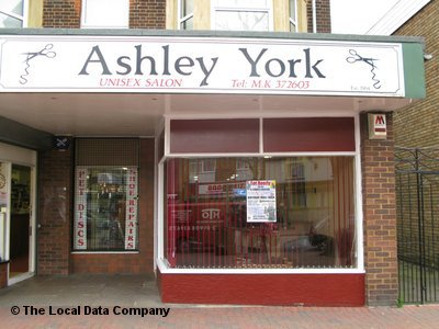 Ashley York Milton Keynes