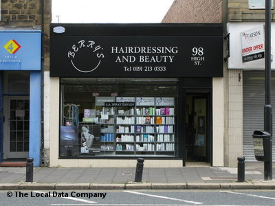 "Berry""s Hairdressing & Beauty Newcastle"