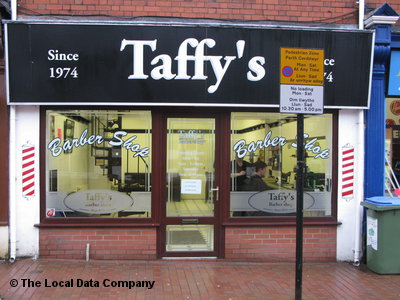 "Taffy""s Barbers Neath"
