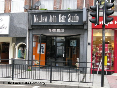 Matthew John Hair Studio Westcliff-On-Sea