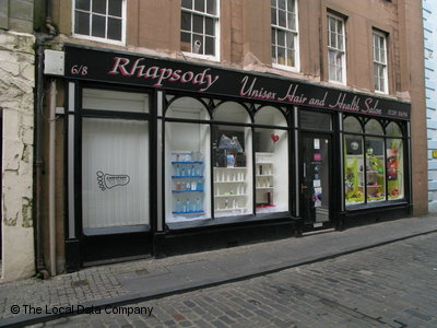 Rhapsody Unisex Hair & Health Salon Berwick-Upon-Tweed