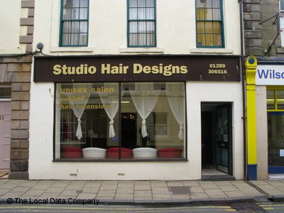 Studio Hair Design Berwick-Upon-Tweed