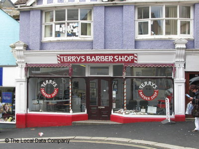"Terry""s Barber Shop Falmouth"