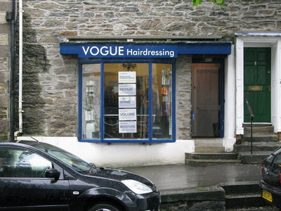 Vogue Hairdressers Falmouth