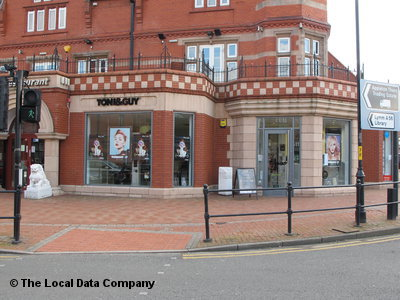 Toni & Guy Warrington