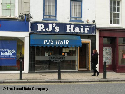 "P.J""s Hair Chatham"