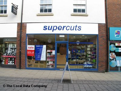 Supercuts Newcastle-Under-Lyme