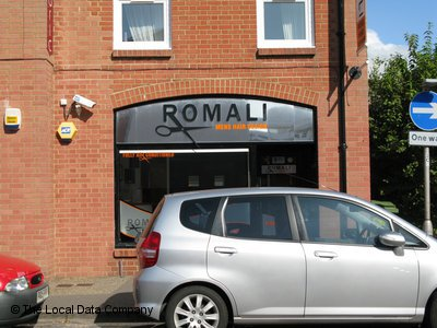 Romali Mens Hair Design Worthing
