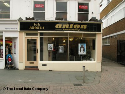 Anton Hairdressing Bedford