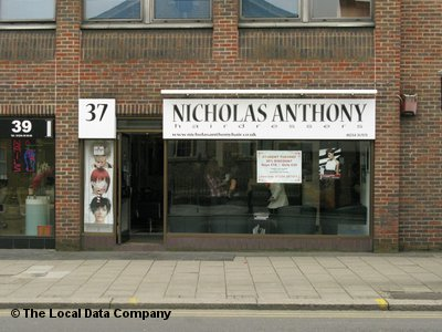 Nicholas Anthony Hairdressers Bedford