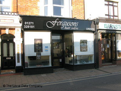Fergusons Hair Design Barnstaple