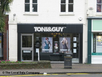 Toni & Guy Christchurch