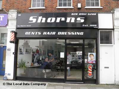 "Shorn""s Barber Shop Edgware"