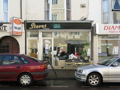 Steves Barber Salon Eastbourne