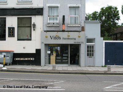 "Vito""s Hairdressing London"