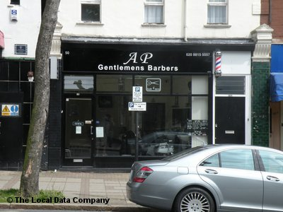 AP Gentlemens Barbers London