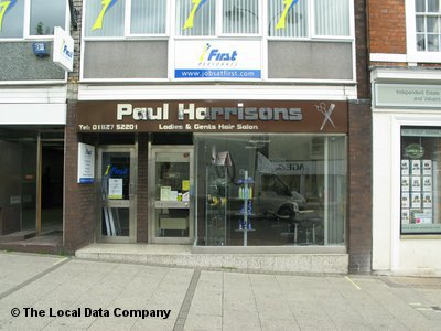 Paul Harrisons Tamworth