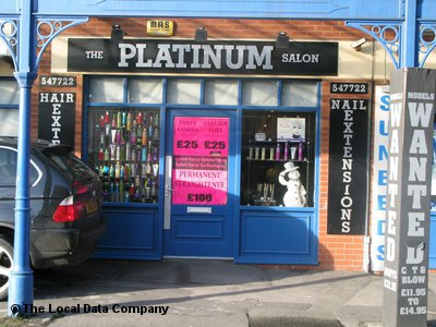 Platinum Salon Southport