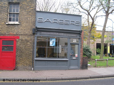 Barbers Margate