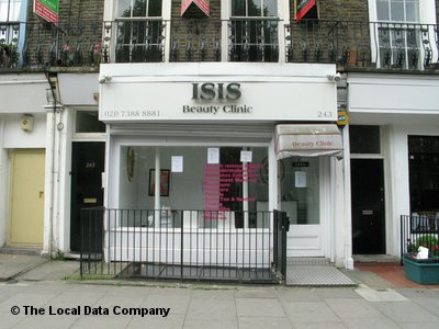 Isis Beauty Clinic London