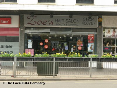 "Zoe""s Hair Salon Bedford"