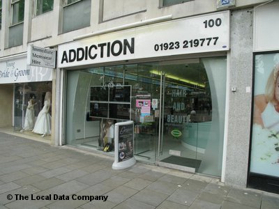 Addiction watford hairdressers in watford - Addiction hair salon ...