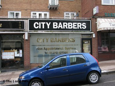 City Barbers Exeter