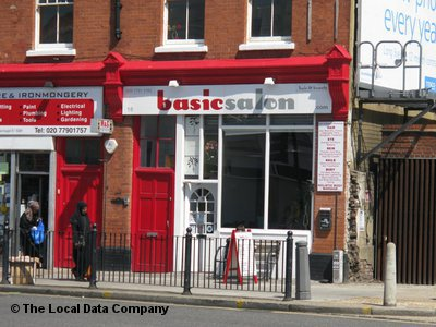 Basic Salon London