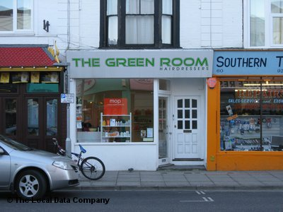The Green Room Hairdressers Southsea
