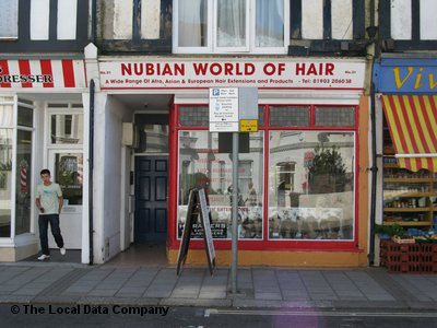 Nubian World of Hair Worthing