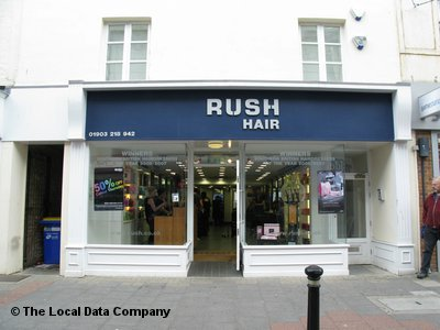 Rush London Worthing