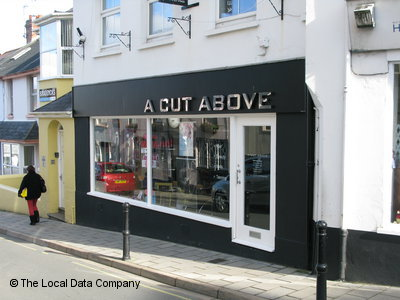 Male grooming specialists in bideford for A cut above salon
