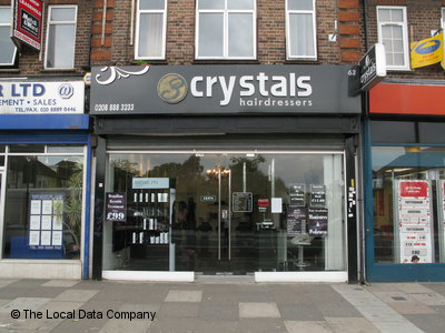Crystals Hairdressers London