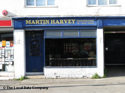 Martin Harvey New Milton