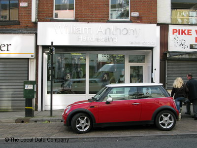 William Anthony Hairdressing Oldham