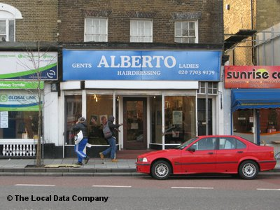 Alberto Hairdressing London