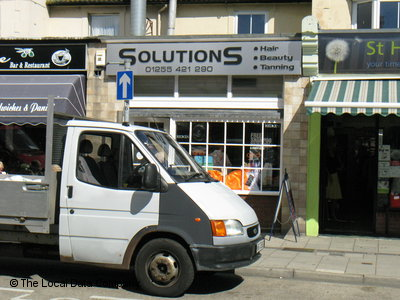 Solutions Clacton-On-Sea