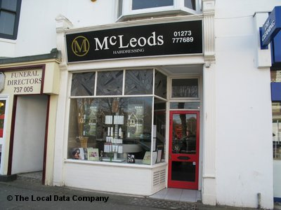 McLeods Hairdressing Hove