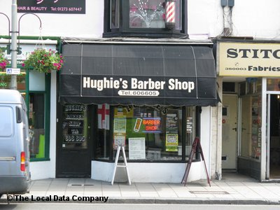 "Hughie""s Barber Shop Brighton"