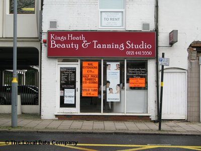 Kings Heath Beauty & Tanning Studio Birmingham