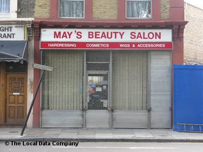 "May""s Beauty Salon London"